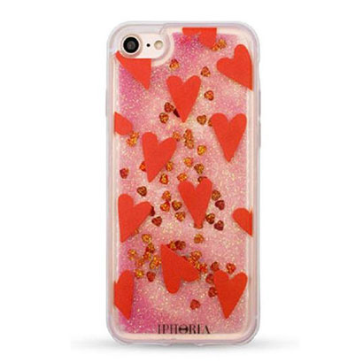 Liquid Case Heart Attack for iPhone 7/8