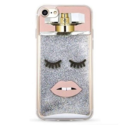 Liquid Case SLEEPING MONSTER PARFUME for iPhone 7/8