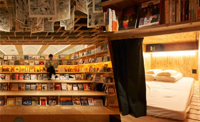 Book and Bed(新宿)